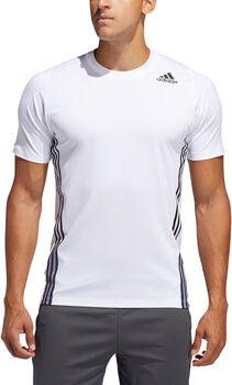 adidas FreeLift 3-Stripes shirt Heren Wit