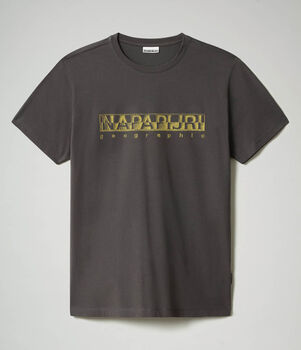 Napapijri Sallar t-shirt Heren Grijs