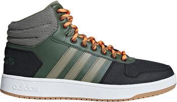ADIDAS Hoops 2.0 Mid sneakers Heren Groen