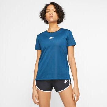 Nike Air Running shirt Dames Blauw