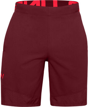 Under Armour Vanish Woven short Heren Rood