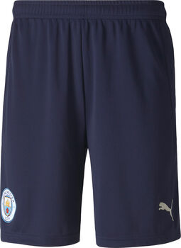 Puma Manchester City short Heren Blauw