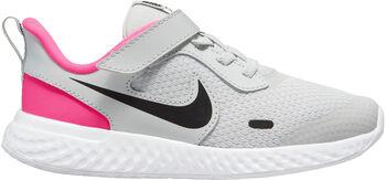 Nike Revolution 5 hardloopschoenen Grijs