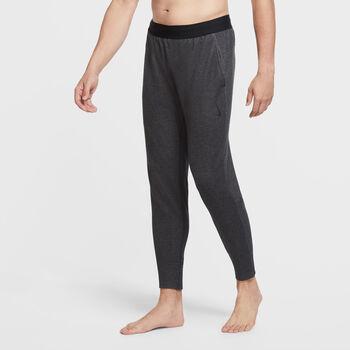 Nike Yoga broek Heren Zwart