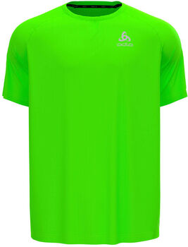 Odlo Essential Chill-Tec shirt Heren Groen
