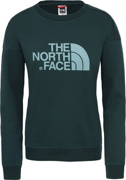 The North Face Drew Peak Crew sweater Dames Groen