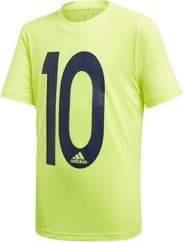 ADIDAS Messi Icon shirt Geel