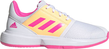 adidas CourtJam Tennisschoenen Wit
