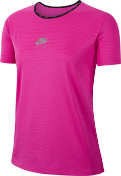 Nike Air Running shirt Dames Roze