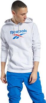 Reebok Classic Vector hoodie Heren Wit