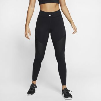Nike Pro Aeroadapt tight Dames Zwart
