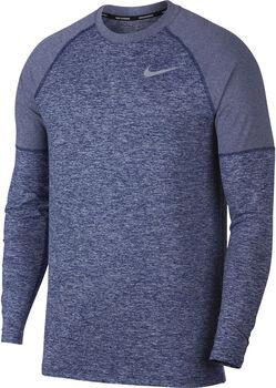 Nike Running Crew shirt Heren Blauw