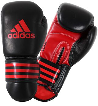 ADIDASBOXING K-Power 300 (thai)bokshandschoenen Heren Zwart