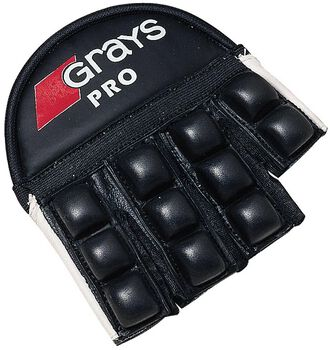 Grays Sensor Pro Links hockeyhandschoen maat XXS Heren Zwart
