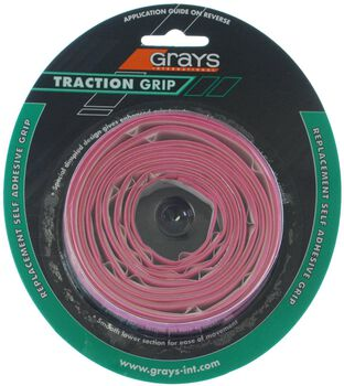Grays Traction hockeygrip Roze