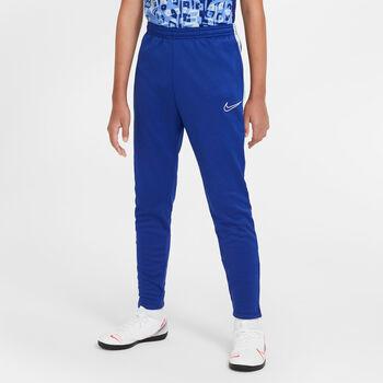 Nike Therma Academy KPZ broek Jongens Blauw