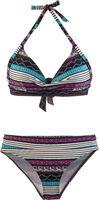 Eleonore C-cup Halter bikini