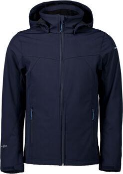 Icepeak Brimfield Softshell jas Heren Blauw