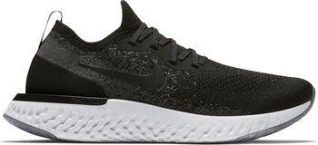 Nike Epic React Flyknit 1 Running Shoe Dames Zwart