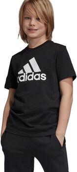 ADIDAS Badge Of Sport shirt Zwart