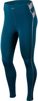 Nike Pro Hyperwarm tight Dames Turquoise
