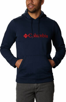 Columbia Basic Logo II hoodie Heren Blauw
