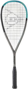 Dunlop Blackstorm Titanium SLS 5.0 squashracket Heren Grijs