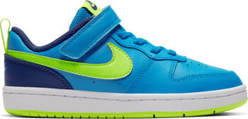 Nike Court Borough Low 2 sneakers Jongens Blauw