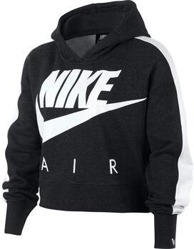 6e96d32f023 Nike Sportswear sweater Meisjes Zwart