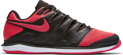 Nike - Air Zoom Vapor X HC tennisschoenen - Heren - Tennisschoenen - Zwart - 42,5