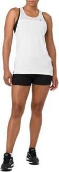 Asics 3,5 Inch short Dames Zwart