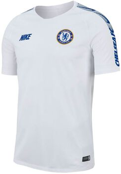 Nike Breathe Chelsea FC Squad shirt Heren Wit