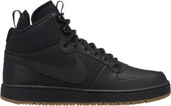 Nike Ebernon Mid Winter sneakers Heren Zwart