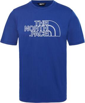 The North Face Extent II Tech shirt Heren Blauw