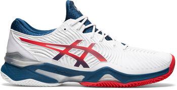 ASICS Court FF 2 Clay tennisschoenen Heren Wit