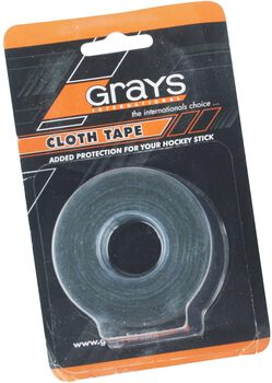 Grays Cotton hockeytape Zwart