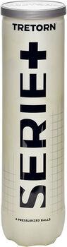 Tretorn Serie+ 4-Tube tennisballen Geel