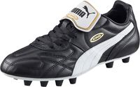 Puma King top FG voetbalschoenen Zwart