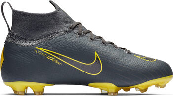 quality design f4b37 6d525 Nike Superfly 6 Elite jr FG voetbalschoenen Zwart