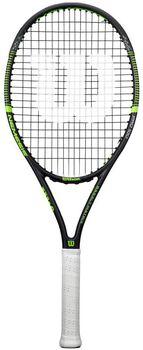 Wilson Nemesis Pro 100 tennisracket Zwart