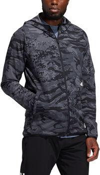 adidas FreeLift Camouflage Training Hoodie Heren Zwart