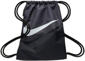 Nike Heritage 2.0 Graphic Gym Sack Heren Zwart