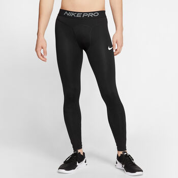 Nike Pro Breathe tight Heren Zwart