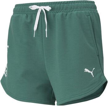 Puma Modern Sports short Dames Groen