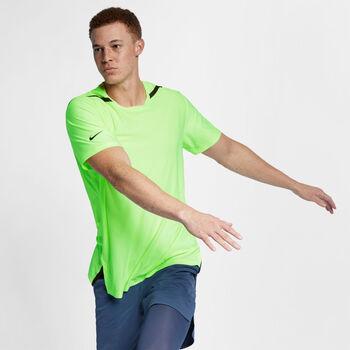 Nike Dry Tech Pack shirt Heren Geel