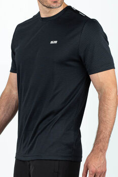Sjeng Sports Timothy shirt Heren Zwart