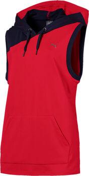 Puma A.C.E. hoodie Dames Rood