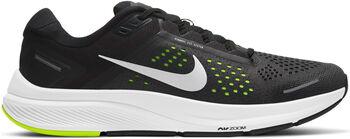 Nike Air Zoom Structure 23 hardloopschoenen Heren Zwart