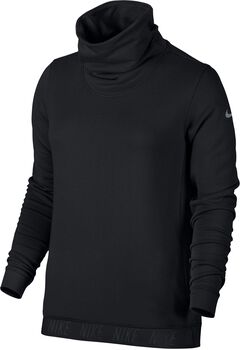Nike Dry Training shirt Dames Zwart