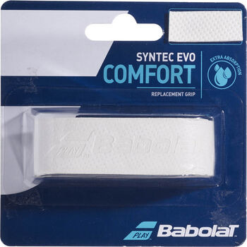 Babolat Syntec Evo X1 grip Wit